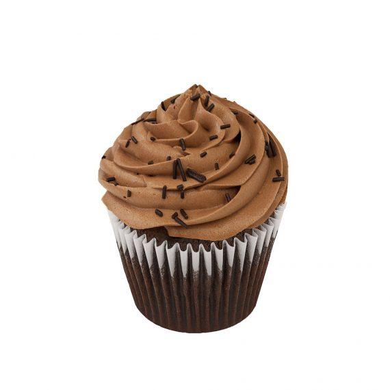 Classic Chocolate Cupcake
